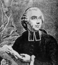 Этьен Бонно де Кондильяк - французский философ, аббат