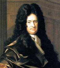 Лейбниц Готфрид Вильгельм фон - нем. философ, математик, языковед, историк, юрист, изобретатель