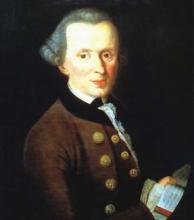 Кант Иммануил - великий немецкий философ